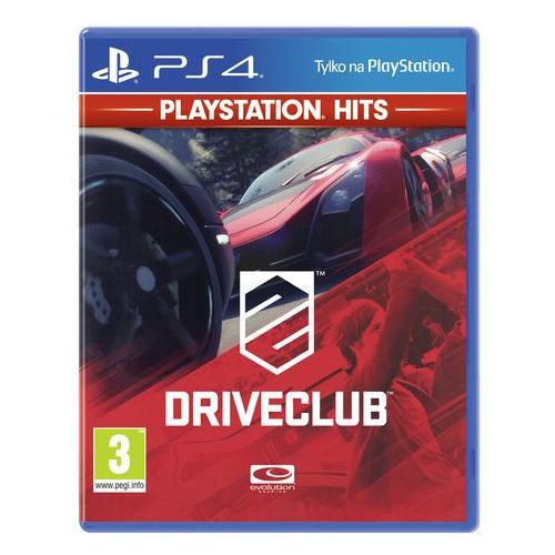 Gry na PS4, DriveClub (PS4)