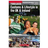 Książki do nauki języka, Customs And Lifestyle In The Uk & Ireland (opr. miękka)