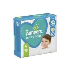 Pieluchy Pampers rozm 6 13-18kg 5O41EY Oferta ważna tylko do 2031-10-22
