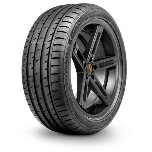 Opony letnie, Continental ContiSportContact 3 195/40 R17 81 V