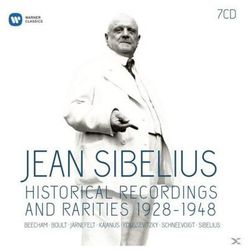 Sibelius-Historical Recordings & Rarities 28-48