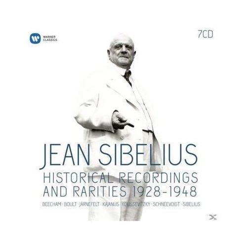 Dawna muzyka klasyczna, Sibelius-Historical Recordings & Rarities 28-48