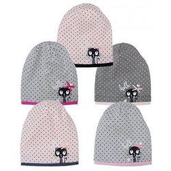 AJS 40-073 czapka dziecięca