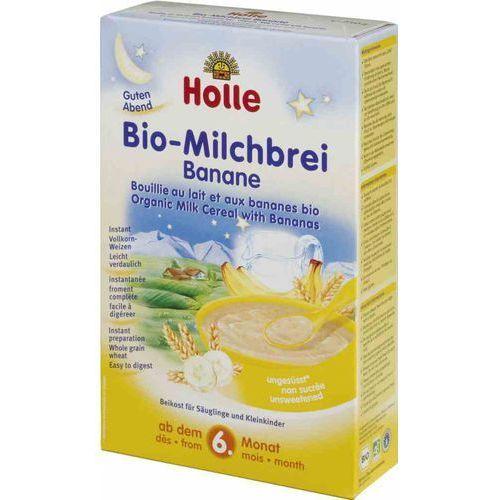 Kaszki i kleiki, Holle Kaszka mleczno-pszenna bananowa BIO na noc 6m+ 250 g