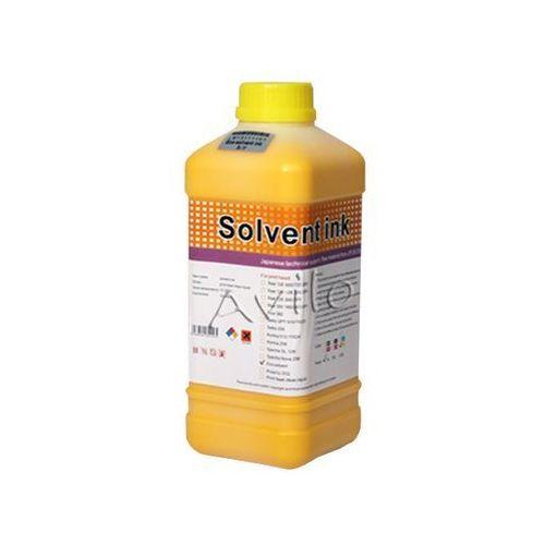 Tusze do drukarek, Tusz ECO Solvent (1 Litr) - ŻÓŁTY (Yellow)
