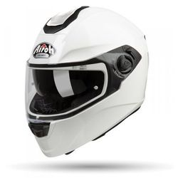 AIROH KASK INTEGRALNY ST301 COLOR WHITE GLOSS
