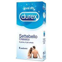Prezerwatywy, Durex Settebello Classic