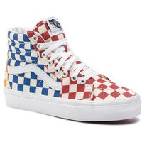 Pozostały skating, Sneakersy VANS - Sk8-Hi VN0A38GEVLV1 (Checkerboard) Multi/True