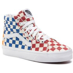 Sneakersy VANS - Sk8-Hi VN0A38GEVLV1 (Checkerboard) Multi/True