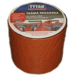 Taśma dekarska Tytan 10x30 cm cegła jasna