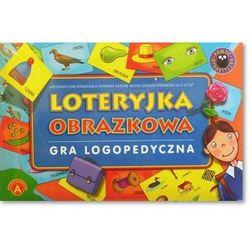 Alexander - Loteryjka obrazkowa - gra logopedyczna - Alexander