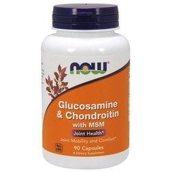 Glucosamine & chondroitin msm x 90 kapsułek