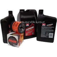 Oleje silnikowe, Olej 5W30 oraz filtr oleju silnika Cadillac CTS 5,7 2004-2005