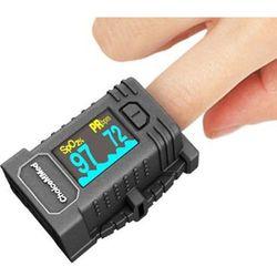 Pulsoksymetr na palec ChoiceMMed OxyWatch CB3 o podwyższonej trwałości