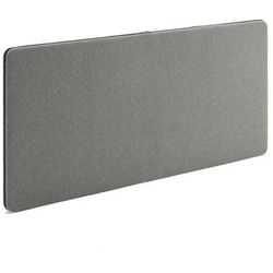 Panel dźwiękochłonny ZIP CALM, 1400x650 mm, szary