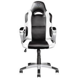 Trust Krzesło gamingowe GXT 705W RYON białe