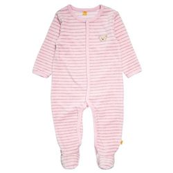 Steiff Collection 1/1 ARM NICKY BABY NEWBORN WINTER COLOR Śpioszki pink nectar rose