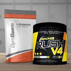 Stacker2 Pre-workout stimulant Rush V4 360 g