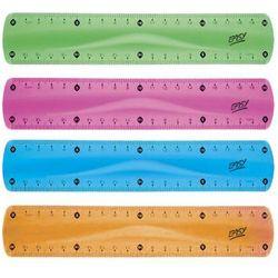 Linijka elastyczna-flexible 20cm (837833) mix kolorów