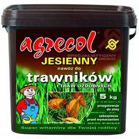 Odżywki i nawozy, Nawóz jesienny do trawników Agrecol 5 kg