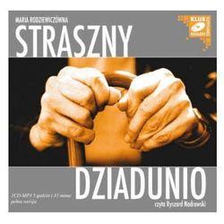 Straszny Dziadunio. Klub Czytanej Książki. Audiobook (1 CD mp3)