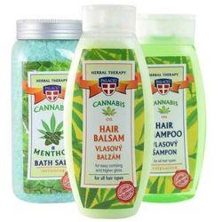 Zestaw Palacio 3 w cenie 2: sól do kąpieli, szampon i balsam do włosów