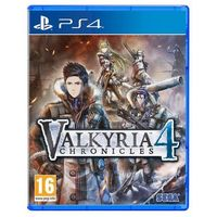 Gry PS4, Valkyria Chronicles 4 (PS4)