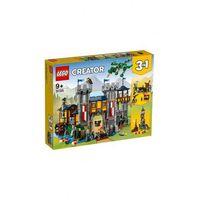 Klocki dla dzieci, Lego CREATOR Średniowieczny zamek medieval castle 31120