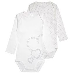 Kanz LAYETTE LOVELY BABY 1/1 ARM 2 PACK Body multicolored