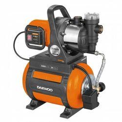 Hydrofor + pompa wody das 5500/24 1300w 24l marki Daewoo