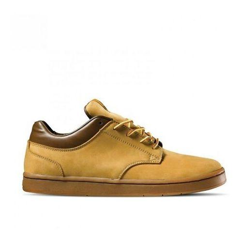 Męskie obuwie sportowe, buty SUPRA - Dixon Tan Nubuck (TAN NUBUCK) rozmiar: 36