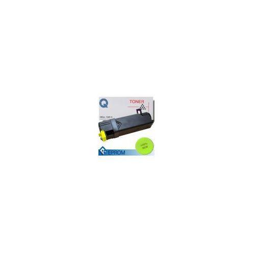 Tonery i bębny, Toner Dell 1320 C YELLOW (593-10260)