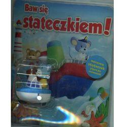 Baw się stateczkiem! Rozkładana plansza z trasą dla zabawki - Zostań stałym klientem i kupuj jeszcze taniej