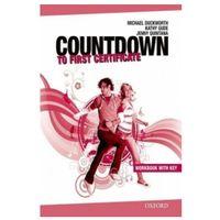 Książki do nauki języka, Countdown to fc- ćwiczenia (wypisz płytę (opr. miękka)