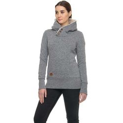bluza RAGWEAR - Chelsea Dark Grey (DARK GREY) rozmiar: S
