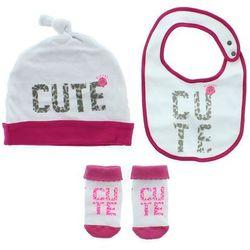 Diesel Zestaw dziecięcy dla niemowląt Różowy Biały 24-36 miesięcy Przy zakupie powyżej 150 zł darmowa dostawa.