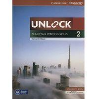 Książki do nauki języka, Unlock: Reading & Writing Skills 2. Podręcznik + Online Workbook (opr. miękka)