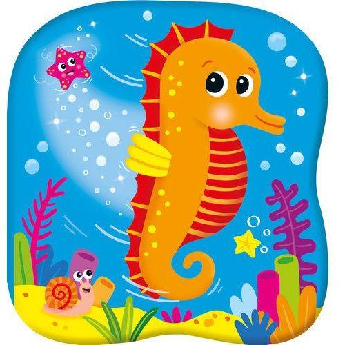 Książki dla dzieci, Zabawa w kąpieli. Konik morski (opr. miękka)