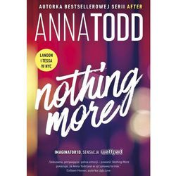 Nothing More - 35% rabatu na drugą książkę! (opr. miękka)