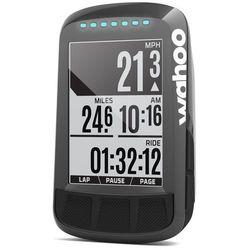 Wahoo Fitness Elemnt Bolt GPS Licznik rowerowy czarny 2018 Liczniki bezprzewodowe