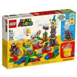 Lego SUPER MARIO Mistrzowskie przygody zestaw twórcy 71380