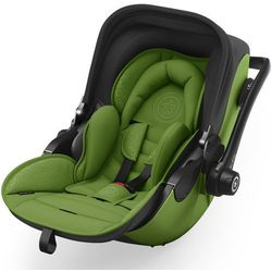 Kiddy Fotelik samochodowy Evoluna i-Size 2 + Isofix Baza 2 Cactus Green