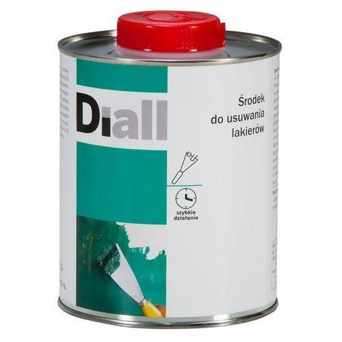 Rozcieńczalniki i rozpuszczalniki, Środek do usuwania lakieru Diall 0,75 l