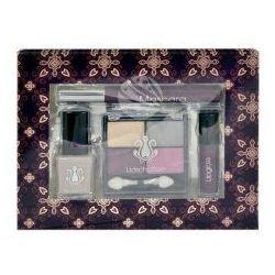 SET Makeup Trading Necktie Purple 25,6g (W) cienie do powiek 4x1,5 + błyszczyk 3g + lakier do paznokci 15ml + fioletowa maskara 8ml