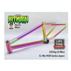 "Rama BMX Mafiabikes Hitmain 20.4"" Purple Fuel"