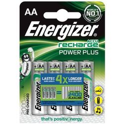 Akumulatorki ENERGIZER Power Plus AA 2000mAh 4szt.