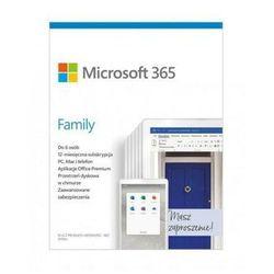 Program Microsoft Office 365 Home PL Win/Mac (100PLN TANIEJ przy zakupie z Laptopem / Komputerem)