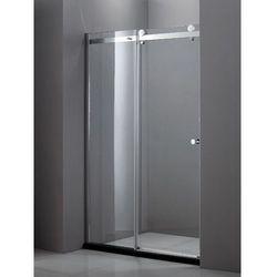 NEW TRENDY DIORA Drzwi prysznicowe 120x190, profile chrom, szkło czyste EXK-1031 * wysyłka gratis