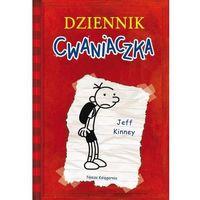 Literatura młodzieżowa, Dziennik cwaniaczka - jeff kinney (opr. broszurowa)