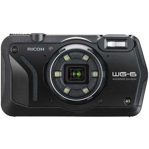 Aparaty kompaktowe, Ricoh WG6
